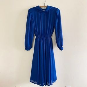 VTG   80's Dress